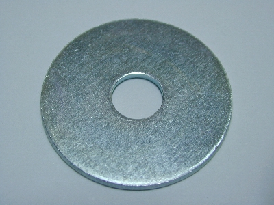B162A - flat washer guard - Pack 125 - 6mm