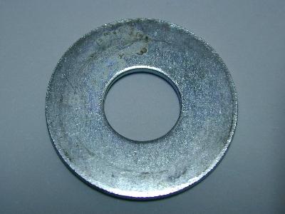 B165 - flat washer guard - Pack 40 - 1/2x1/4x2.5