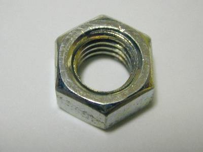 B167 - Nuts -Pack 50 - 7/16 UNC Hex Head Nut