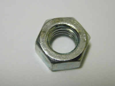 B168 - Nuts -Pack 100 - 3/8 UNC Hex Head Nut