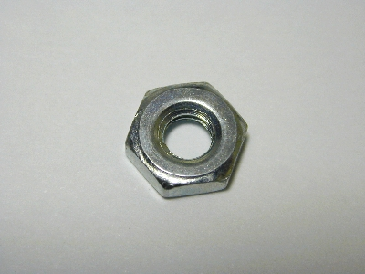 B173 - Nuts -Pack 100 - 3/16 UNC Hex Head Nut