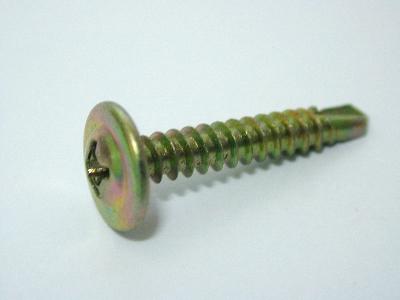 B1853/75 - Tek screws - Pack 75 - 8 x 18 x 25
