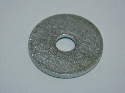 B186 - flat washer for pop riviter - Pack 100 - 5mm
