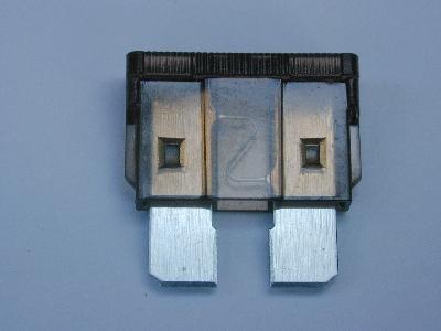 B3803 - spade fuses - Pack 20 -7.5AMP