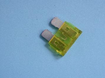 B3806 - spade fuses - Pack 20 -20AMP