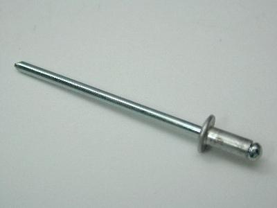 B403 - Pop Rivet - pack 150 - Aluminium 1/8 4-3