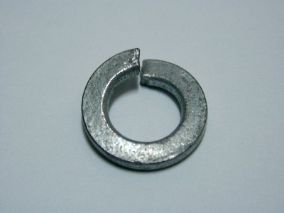 B411 - pack 100 spring washer - 6mm