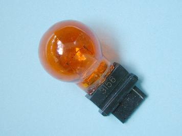 B47556 - Globes Narva - Box 10 - orange wedge plastic base