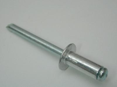 B604 - Pop Rivet - pack 40 Aluminium 3/16 x 3/8 6-4
