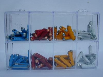 B781 - Fuse Kit assorted ceramic fuses - 80 pieces