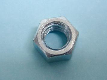 B803 - Nuts -Pack 100 - 6mm Hex Head Nut