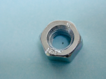 B804 - Nuts -Pack 100 - 8mm Hex head Nut