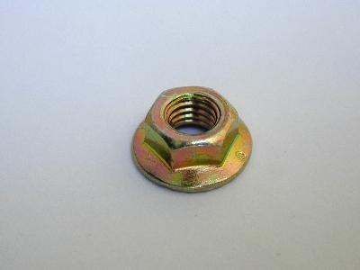 B808 - Nuts -Pack 100 - 5mm Flange Nut