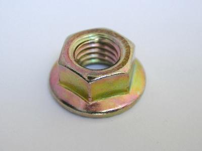 B810 - Nuts -Pack 60 - 8mm Flange Nut