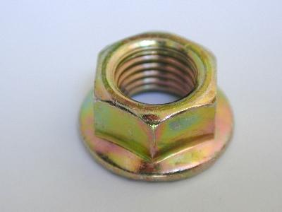 B811F/30 - Nuts - Pack 30 - 10mm x 1.25 Flange Nut