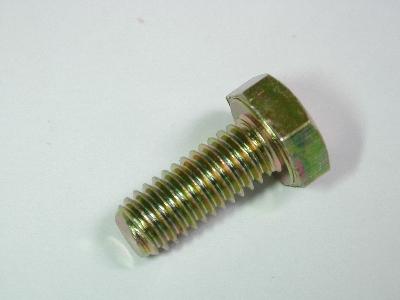 B824/40 - Bolts Metric (Pack 40) 6 mm x 14mm