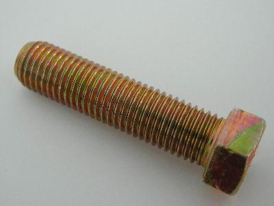 B840L/10 - Bolts Metric (Pack 10) 10mm X 40m X 1.25 thread