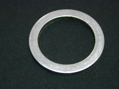 BA18 - Pack 15 - Sump washer aluminium 18 mm