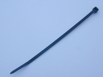 BCT 200 - CABLE TIE Black200 mm  (Pack 100)
