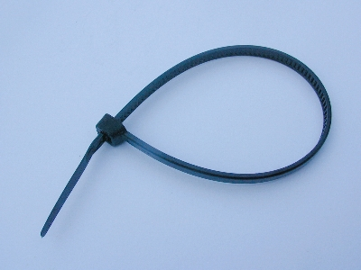 BCT300 - CABLE TIE Black300 mm  (Pack 100)