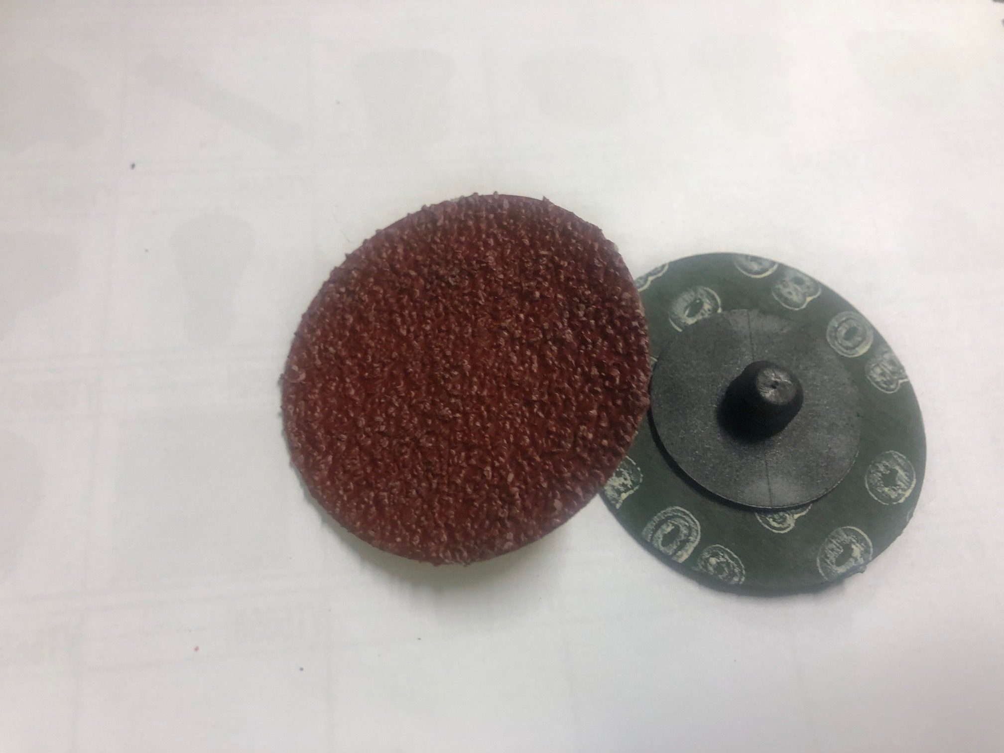 Sanding disc 1 only 50mm roloc 36grit brown course