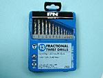 B4360 - Drill Bits  imperial small 13 piece drill set