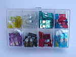 B782 - Fuse Kit - 80 pieces - assorted wedge fuses