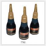 7782-20 - Cyanoacrylate Adhesive Bonds Metals, Glass, Ceramics, Rubber and Plastics. 20gr bottle